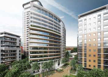 Thumbnail 3 bed flat for sale in Fortis Quay, Salford Quays