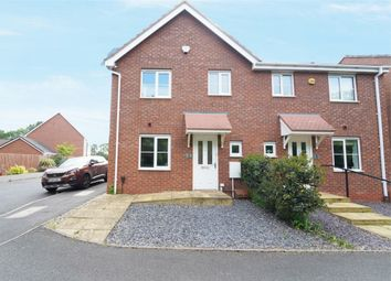 Thumbnail 3 bed semi-detached house for sale in Bramcote Way, Rushall, Walsall, West Midlands