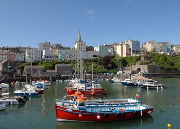 Thumbnail 5 bed town house for sale in Harbour Heights, Crackwell Street, Tenby