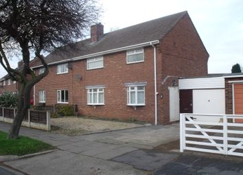 Thumbnail 3 bed terraced house to rent in Chesswick Crescent, Keadby, Scunthorpe