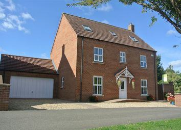 Thumbnail 5 bed detached house for sale in Blasson Way, Billingborough, Sleaford, Lincolnshire