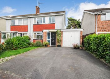 Thumbnail 3 bed semi-detached house for sale in Stoneleigh, Sawbridgeworth