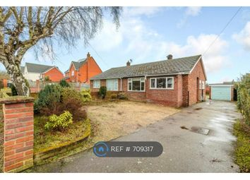 Thumbnail 2 bed bungalow to rent in Eva Road, Rackheath, Norwich