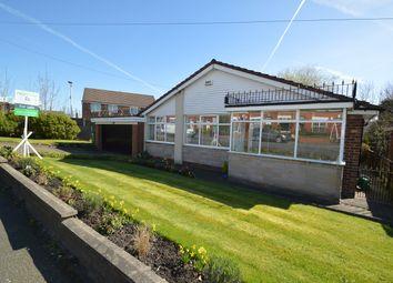 Thumbnail 3 bed detached bungalow for sale in Parr Lane, Unsworth, Bury