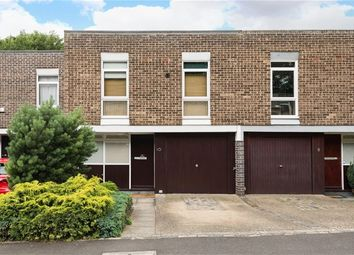 Thumbnail 4 bedroom terraced house for sale in Hunters Way, Croydon