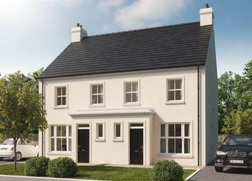 Thumbnail 3 bed semi-detached house for sale in 16, Hartley Hall, Greenisland