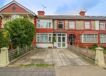 Thumbnail 3 bed terraced house for sale in Highbury Grove, Cosham, Portsmouth