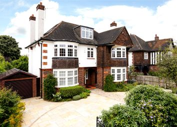 Thumbnail 5 bedroom detached house for sale in Highdown Road, London
