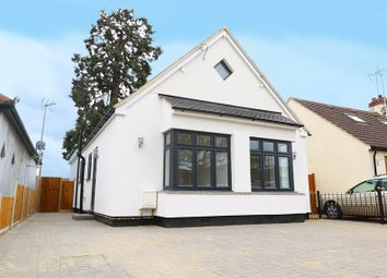 Thumbnail 3 bed detached bungalow for sale in Hadleigh Park Avenue, Benfleet