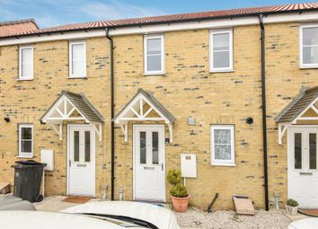 Thumbnail 2 bed terraced house for sale in Hornbeam Close, Selby