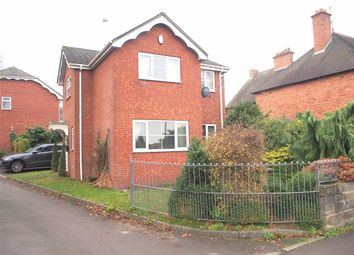 Thumbnail 3 bed detached house for sale in Wall Hill Court, Leek