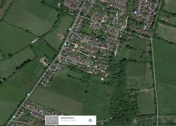 Thumbnail Land for sale in Burbridge Close, Lytchett Matravers