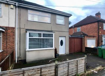 Thumbnail 3 bed semi-detached house for sale in Beech Drive, Leicester, 3