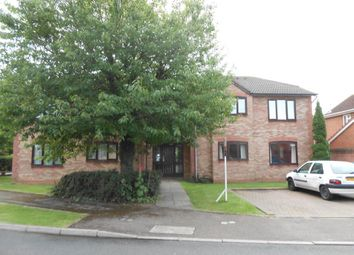 Thumbnail 1 bed flat to rent in St. Philips Drive, Evesham