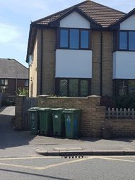 Thumbnail 1 bed flat to rent in Slade Green Road, Erith, Kent