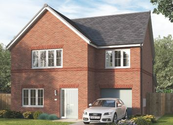 """Thumbnail 4 bed detached house for sale in """"The Newbrook"""" at Wellfield Road North, Wingate"""