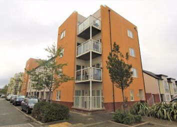 Thumbnail 2 bed flat to rent in Wain Close, Penarth