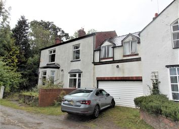 Thumbnail 5 bed semi-detached house for sale in Hill Top, Romiley, Stockport