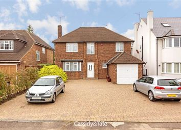 Thumbnail 4 bed detached house for sale in Rose Walk, St Albans, Hertfordshire