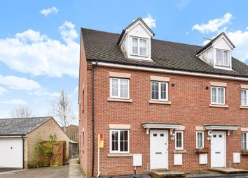 Thumbnail 4 bed semi-detached house for sale in Wootton Boars Hill, Oxfordshire OX1,