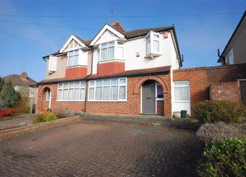 Thumbnail 3 bed semi-detached house for sale in Royal Crescent, Ruislip