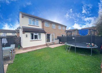 Thumbnail 3 bed end terrace house for sale in Camfield Drive, Lowman Park, Tiverton Devon