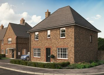 """Thumbnail 3 bed detached house for sale in """"The Henlow C"""" at Park Crescent, Stewartby, Bedford"""