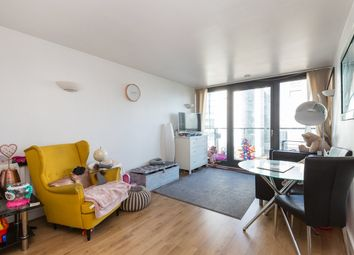 Thumbnail 1 bed flat to rent in Elektron Tower, East India Quay