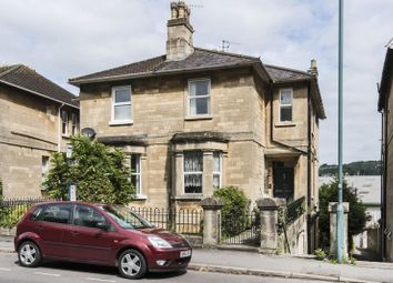 Thumbnail 2 bedroom flat for sale in Lower Oldfield Park, Bath