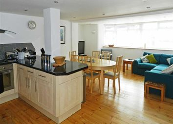 Thumbnail 2 bed flat for sale in Central Apartments, Tregenna Place, St Ives