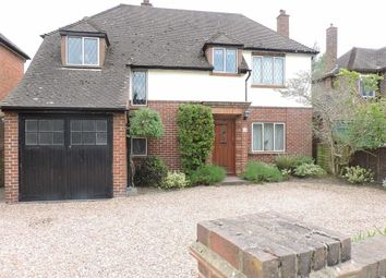 Thumbnail 3 bed detached house for sale in Queens Avenue, Byfleet, West Byfleet