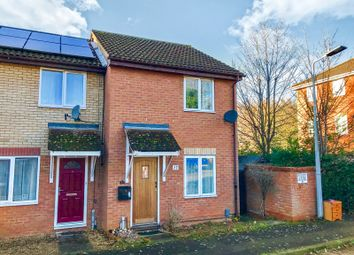Thumbnail 2 bed end terrace house for sale in Finbars Walk, Ipswich