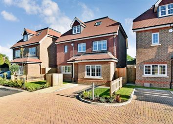 Thumbnail 4 bed detached house for sale in Hanbury Mews, Shirley, Croydon, Surrey