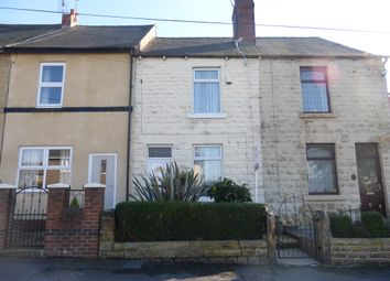 Thumbnail 2 bedroom terraced house for sale in Cross Allen Road, Beighton, Sheffield