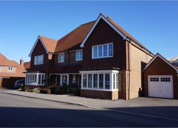 Thumbnail 4 bed semi-detached house for sale in Sonning Crescent, Bognor Regis