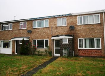 Thumbnail 4 bed terraced house to rent in Pevensey Road, Loughborough