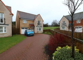 Thumbnail 4 bed detached house for sale in Mellock Crescent, Falkirk