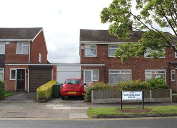 Thumbnail 3 bed semi-detached house to rent in Sutherland Drive, Eastham Village