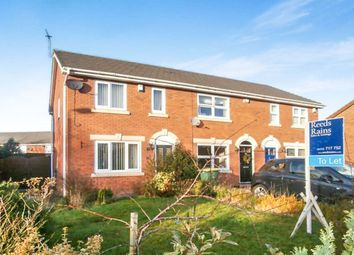 Thumbnail 2 bed semi-detached house to rent in Leesands Close, Fulwood, Preston