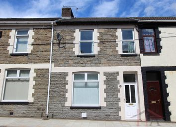 Thumbnail 3 bed terraced house for sale in Meyler Street, Thomastown, Tonyrefail, Porth, Rhondda, Cynon, Taff.