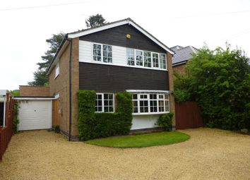 Thumbnail 4 bed detached house to rent in Kenilworth Road, Balsall Common, Coventry