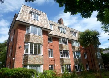 Thumbnail 1 bedroom flat to rent in Overcliff Mansions, Manor Road, Bournemouth