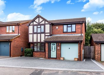 4 bed detached house for sale in Wordsworth Close, Armitage, Rugeley WS15