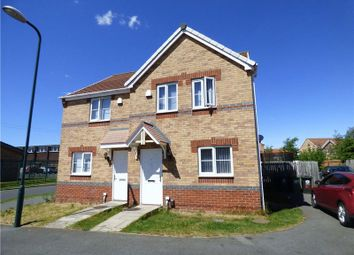 Thumbnail 2 bed semi-detached house for sale in Grange Farm Road, Middlesbrough