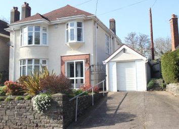 Thumbnail 4 bed detached house for sale in Holywell Road, Abergavenny