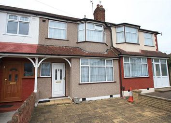 Thumbnail 3 bed terraced house for sale in Rhyl Road, Perivale, Greenford