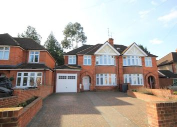 Thumbnail 4 bedroom semi-detached house for sale in St. Peters Road, Earley, Reading