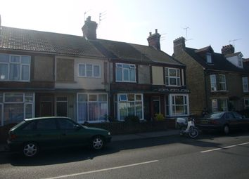 Thumbnail 3 bed terraced house to rent in London Road South, Lowestoft