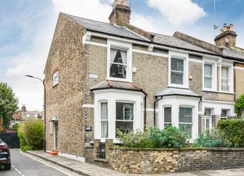 Thumbnail 3 bed end terrace house for sale in Montrose Villas, London