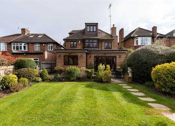 5 bed detached house for sale in Oakwood Park Road, London N14